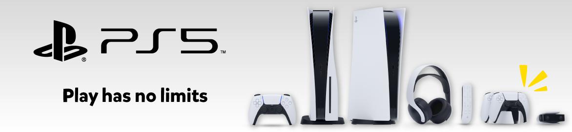 PlayStation 5 Play has no limits