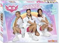 K3 puzzel Dromen Sport 104 stukjes