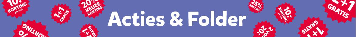 Acties en folder van Intertoys