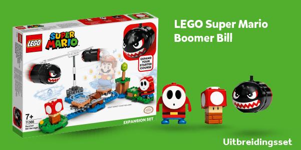 LEGO Super Mario Boomer Bill uitbreidingsset