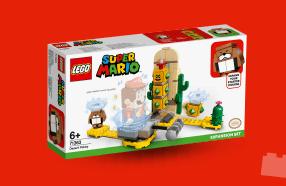 LEGO Super Mario uitbreidingsset Desert Pokey 71363
