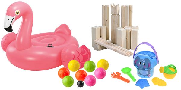 Het allerleukste vakantie speelgoed!