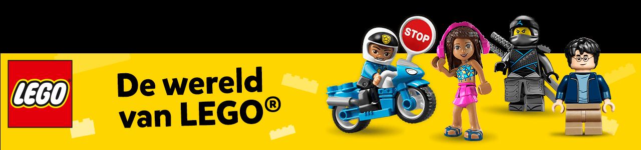 De wereld van LEGO