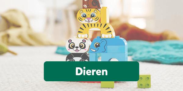 Bekijk alle dieren bouwsets van LEGO