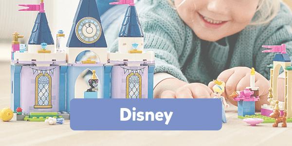 Bekijk alle Disney bouwsets van LEGO