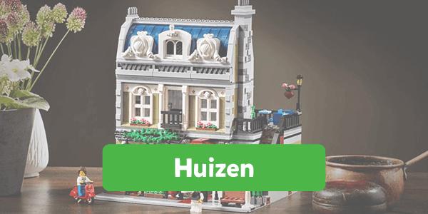 Bekijk alle huizen van LEGO