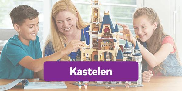 Bekijk alle kastelen bouwsets van LEGO