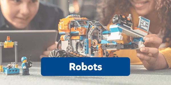 Bekijk alle robot bouwsets van LEGO