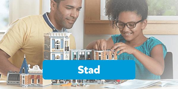 Bekijk alle stad bouwsets van LEGO