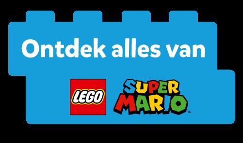 Ontdek alles van LEGO Super Mario