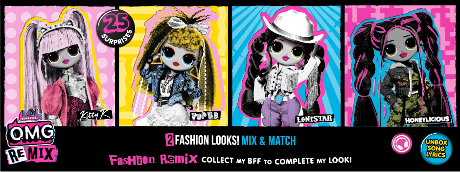 2 fashion looks! Mix & Match - Fashion remix: collect my bff to complete my look!