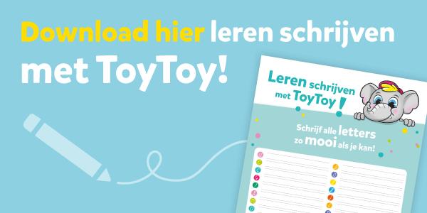 Download hier leren schrijven met ToyToy!