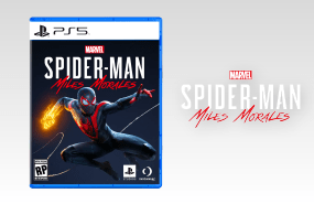 Spider-Man Miles Morales voor de PlayStation 5 bij Intertoys