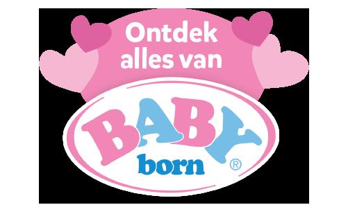 Ontdek alles van BABY born
