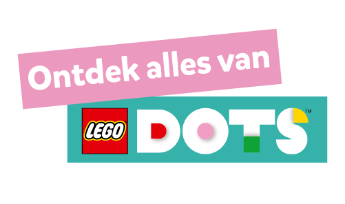 Ontdek alles van LEGO DOTS