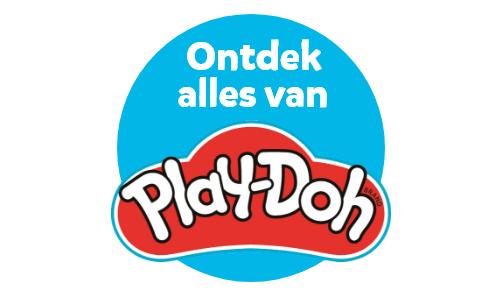 Ontdek alles van Play-Doh