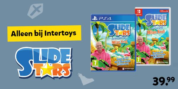 Slide Stars voor PS4 en Nintendo Switch
