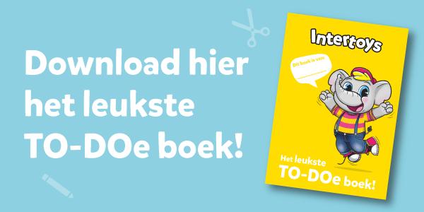 Download hier het leukste TO-DOe boek!