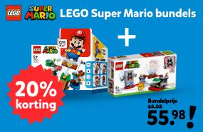 LEGO Super Mario bundels
