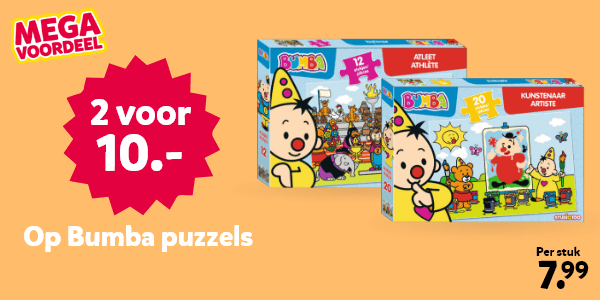Bumba puzzels