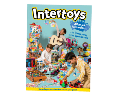 Intertoys Speelboek