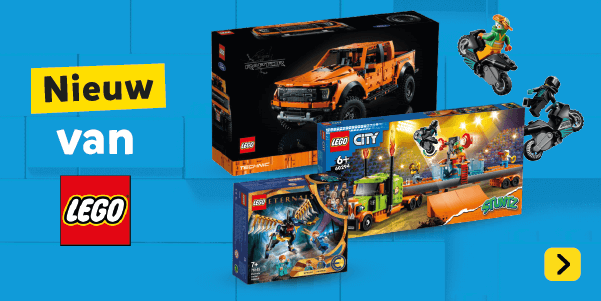 Nieuw van LEGO
