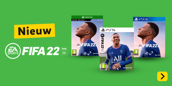 Bestel nu FIFA 22