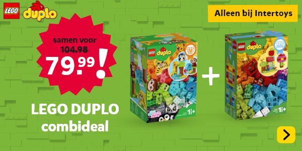 LEGO DUPLO combideal Speelboek