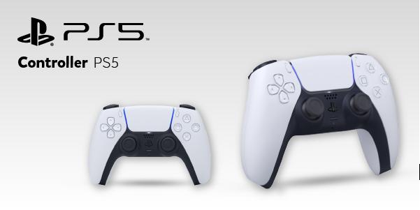 DualSense controller voor de PlayStation 5 bij Intertoys