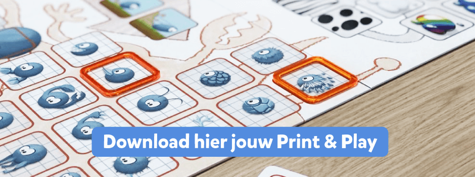 Download Print & Play Concept Kids Dieren