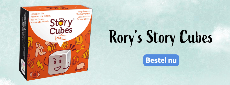 Rory's Story Cubes spel