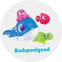 Badspeelgoed voor baby's en peuters