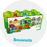 Bouwsets van LEGO DUPLO voor baby's en peuters
