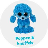 Knuffels en poppen voor baby's en peuters