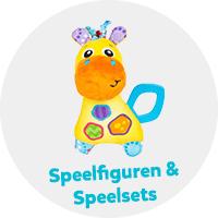 Speelfiguren en speelsets voor baby's en peuters