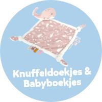 Knuffeldoekjes & Babyboekjes