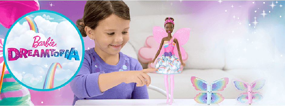 Alle Barbie Dreamtopia poppen