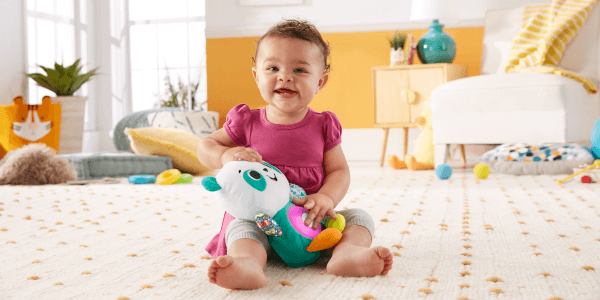 Baby met Fisher-Price Linkimals