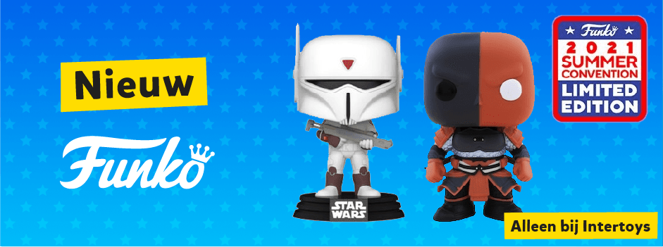 Nieuw Funko Limited Editions