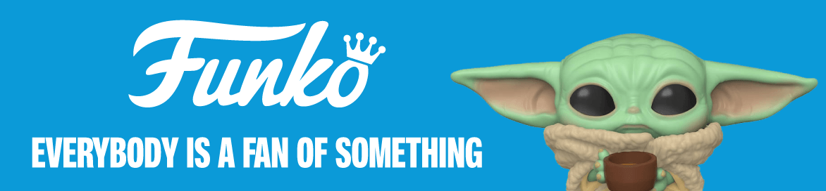 Funko: everybody is a fan of something