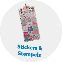 Stickers en stempels