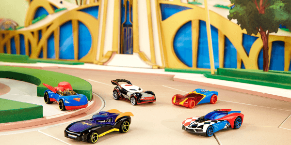 Hot Wheels auto's 5 pack