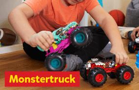 Hot Wheels Monstertruck