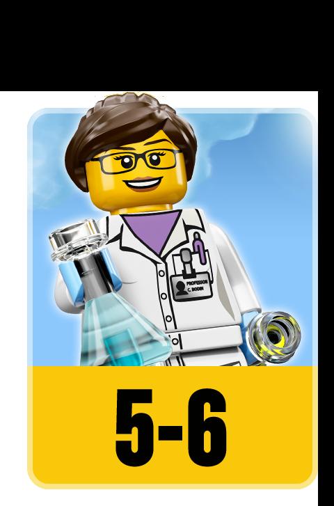 LEGO sets voor de leeftijd 5 tot 6 jaar