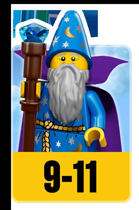 LEGO sets voor de leeftijd 9 tot 11 jaar