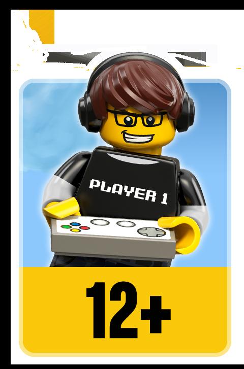 LEGO sets voor de leeftijd 12+
