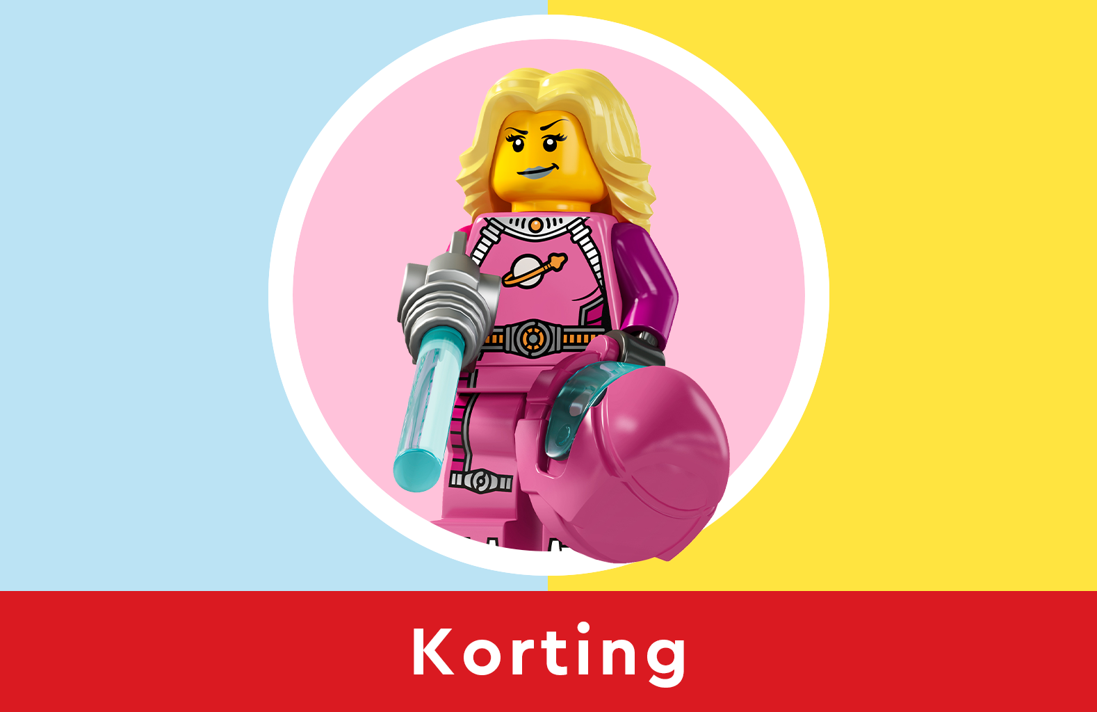 Bekijk alle acties van LEGO