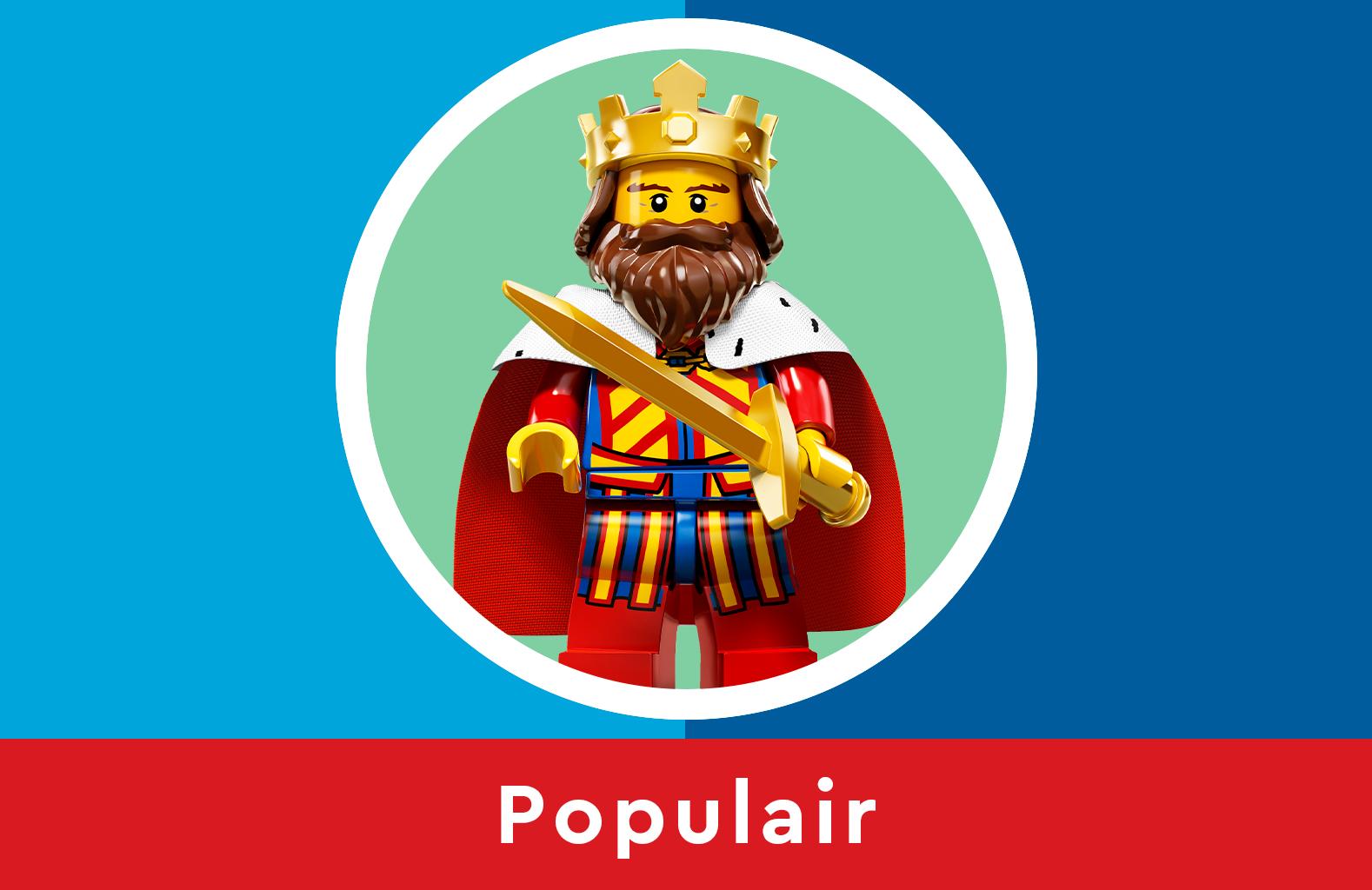 Alle populaire artikelen van LEGO