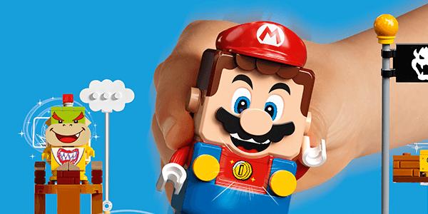 LEGO Super Mario met Bowser Jr.