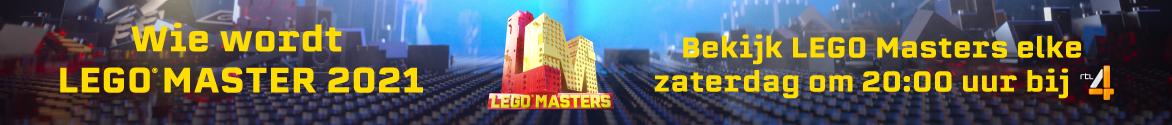 Bekijk LEGO Masters elke zaterdag om 20:00 bij RTL4.